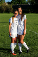 Plymouth Soccer vs Brighton Senior Night  5-17