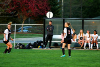 Plymouth Soccer vs Churchill 4-17