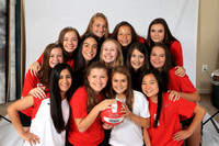 Canton Freshman Volleyball 2017